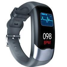 Spovan Health Watch/Band THIS DOES IT ALL! ECG/BP/BPM/Pulse Rate/Sleep Apnea/O2