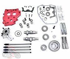 S&S Andrews Fueling Gear Drive Driven Big Twin Cam Engine Kit Package Harley 21G