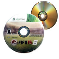 (Nearly New) FIFA 15 2014 Microsoft Xbox 360 Sports Video Game - XclusiveDealz