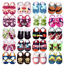 Baby Boy Shoes Toddler Girl Shoes Prewalk Infant Gift Moccasin Kid Booties 0-3 Y