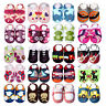 Soft Sole Leather Baby Shoes Boy Girl Prewalk Infant Toddler Gift Booties 0-3 Y