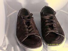 DVS Mens Suede/ Nubuck Brown REGENCY Sneakers US 12, EU 47 CAV D17 PRE OWNED