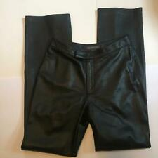 Copper Key Black Leather Pants Sz. 5 EUC