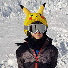 Pokemon helmet cover, suitable without alteration for 14 kinds of sport helmets