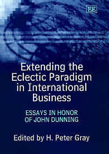 Extending the Eclectic Paradigm in International Business: Essays in Honor of Jo
