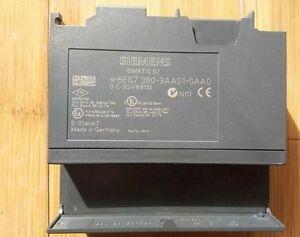 1PC Used SIEMENS 6ES7360-3AA01-0AA0 6ES7 360-3AA01-0AA0 PLC Module Tested