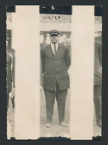 1910's BILL DINNEEN Umpire Vintage Baseball Photo by George Grantham Bain
