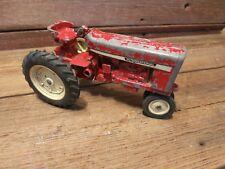 Vintage INTERNATIONAL TRACTOR Farming Equipment  - Fresh Out Of Barn!