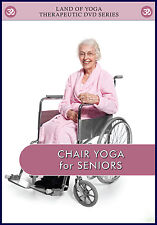 Chair Yoga for Seniors Therapeutic DVD (2008)