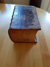 Altes lateinisches Wörterbuch von 1774, Adam Friedrich Kirsch, 12 cm dick
