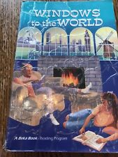 A Beka Book Windows of the World 5th Grade Student Reading Book Used