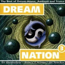 Dream Nation 3 (1997) DJ Quicksilver, DJ Taucher, The Free, Dance 2 Tranc.. [CD]