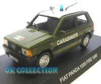 1:43 modellino Carabinieri / Police - FIAT PANDA 1000 FIRE - 1986 _ (06)