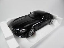 Mercedes-AMG GT S 2018 Black metallic - 1:18 Norev Voiture Model Car 183497