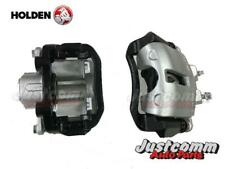 HOLDEN COMMODORE VT VX VY VZ RECONDITIONED REAR BRAKE CALIPERS - PAIR - SILVER
