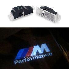 2x M LED Door Light Laser Logo Projector Bulb For BMW E60 F01 F02 F10 F15 F16 M3