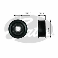 GATES T38099 DEFLECTION/GUIDE PULLEY V-RIBBED BELT