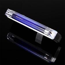 White Handheld UV Blacklight Led Flashlight Detector Money Portable Lighting