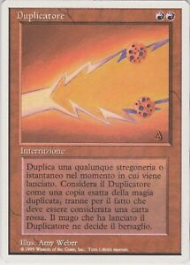 MTG 1X Fork X1 Revised Edition (Italian FWB) Magic - MP