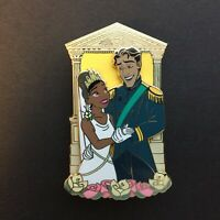 DSSH - Happily Ever After - Prince Naveen & Tiana - LE 300 Disney Pin 133796