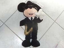 Chicago Blues Mickey Disney Vintage NEW w Tag Limited Edition of 1000 Plush