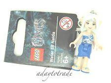 LEGO Elves  Minifigure Key Ring - Water Elf Naida - 853562 RBB