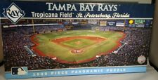 Tampa Bay Rays Tropicana Field 1000pc Panoramic Puzzle New