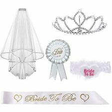 Kyerivs Bride to Be Decoration Set for Bachelorette Party Supply
