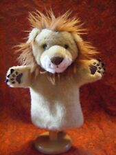"The Puppet Co Lion Puppet 13""approx VGC (B57)"