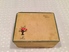 NEW Vintage CARA NOME Rachelle Light Perfumed Powder by LANGLOIS in Original Box