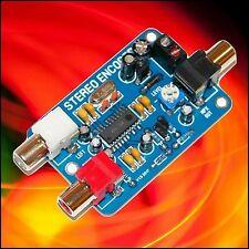 STEREO Codeur avec limiteur & Filtre 15 kHz