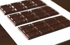 3 Vegan Lactose FREE + Dairy FREE Hand Crafted Chocolate Bars!