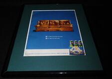 2003 St Pauli Girl Beer Framed 11x14 ORIGINAL Advertisement