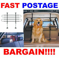 Roadster Car Accessories Vehicle Pet Barrier/Guard/Safety Rack