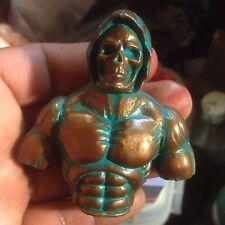 Skeletor Resin Bust MOTU Bootleg vintage Action Figure Mrpacos Bootlegs