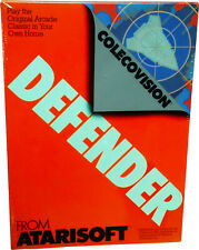 Defender - Colecovision - Cartridge - Vintage 1983 -Collectible!! New!! MISB!!