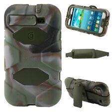 Survivor Military guscio cover custodia mimetica protezione per Galaxy S3 i9300