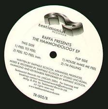 RAFFA  - The Hammondology EP - Testimonial