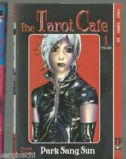 The Tarot Cafe, VOL 1-  l, Park Sang Sun,-Kim Jung Soo ed. FlashBook -MN2