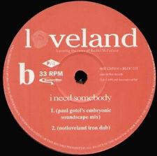 LOVELAND - I Need Somebody (Extended, Paul Gotel Mix)