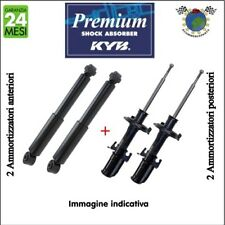 Kit ammortizzatori ant+post Kyb PREMIUM JUSTY SUZUKI SWIFT