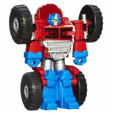 Heroes Transformers Rescue Bots Optimus Prime Figure-KIDS TOYS-FAST SHIPPING!