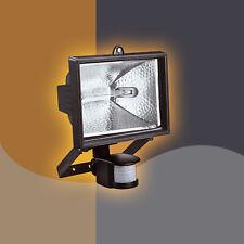 400W KINGAVON FLOODLIGHT HALOGEN GARDEN SECURITY PIR MOTION SENSOR LIGHT