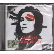 Madonna American Life Album CD Taiwan Limited Edition Rare Collector
