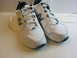NEW BALANCE MX608WN5 Men's Leather Crosstrainers Shoes Size 10 4E Indonesia
