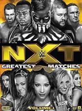 WWE: NXTs Greatest Matches, Vol. 1 (DVD, 2016, 3-Disc Set)