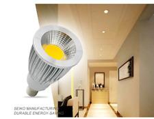 LED COB E27 12W Spotlight 85-265V Light Down Lamp Bulbs Warm White