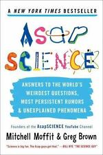 Asap Science Paperback Mitchell Moffit Greg Brown