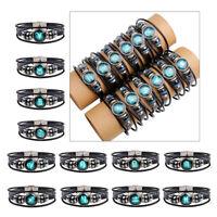 Punk Retro Style 12 Constellation Armband Armreif Perlen Armband Schmuck