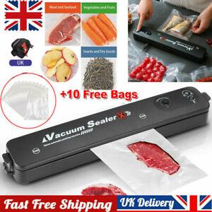 3 In 1 Vacuum Food Sealer Machine Automatic Manual Vacum Sealer Dry Wet Pack UK